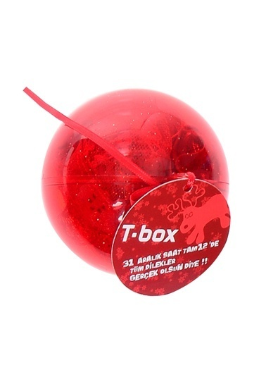 T-Box Külot Kırmızı